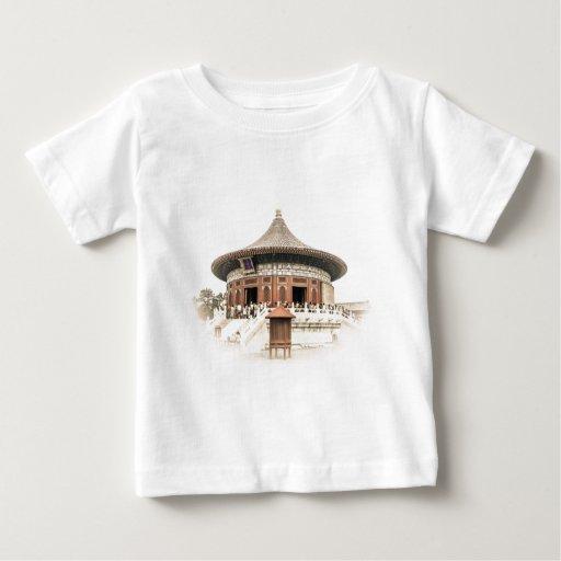 Cámara acorazada del cielo imperial tshirts