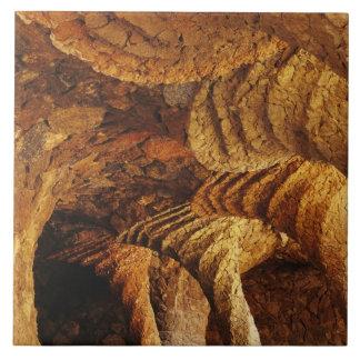Cámara acorazada interior (piedra) teja cerámica