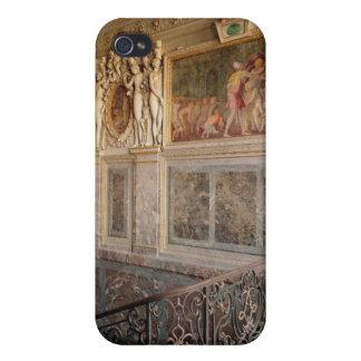 Cámara anterior de Anne de Pisseleu iPhone 4/4S Fundas