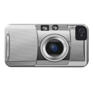 Cámara Case-Mate iPhone 4 Fundas