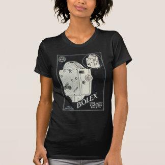 Cámara cinematográfica de Bolex 16m m Camiseta