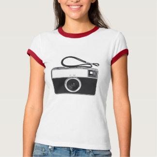 Cámara de bolsillo del vintage el   Retrol Camisas