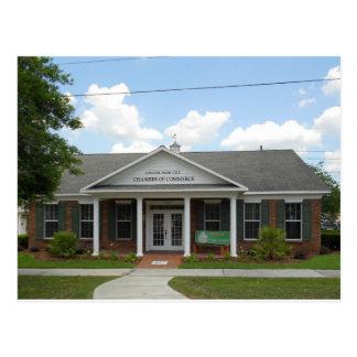 Cámara de ciudad la Florida de Dade del Comercio Postal