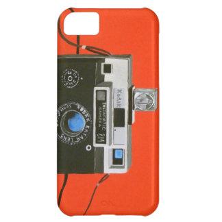 Cámara de Instamatic con Flashcubes Funda Para iPhone 5C