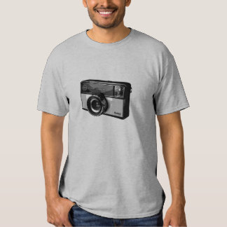 Cámara de Kodak 255X Instamatic Playeras