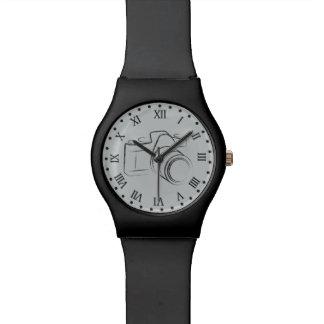 Cámara de la foto relojes de pulsera