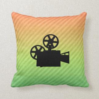 Cámara de película cojín