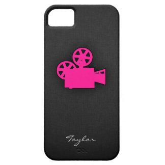 Cámara de película de las rosas fuertes iPhone 5 Case-Mate coberturas