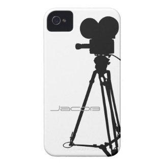 Cámara de película iPhone 4 Case-Mate fundas