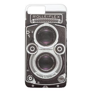 Cámara de Rolleiflex del vintage Funda iPhone 7 Plus