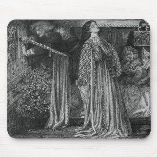 Cámara de sir Launcelot In The Queen's Tapete De Ratón