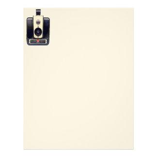 Cámara del brownie de Kodak del vintage Membretes Personalizados