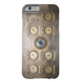 Cámara del motor de vapor funda de iPhone 6 barely there