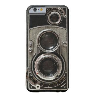 Cámara del vintage funda de iPhone 6 slim