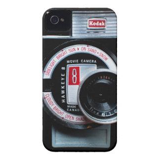 Cámara del vintage Case-Mate iPhone 4 fundas