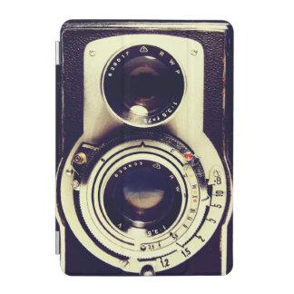 Cámara del vintage cubierta de iPad mini