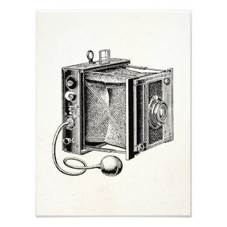 Cámara del vintage - fotografía antigua de las fotografía