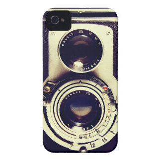 Cámara del vintage iPhone 4 cobertura