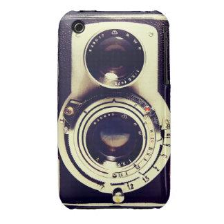 Cámara del vintage iPhone 3 Case-Mate carcasas