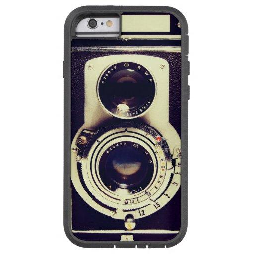 Cámara del vintage funda de iPhone 6 tough xtreme