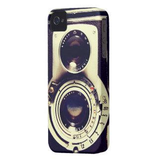 Cámara del vintage iPhone 4 protector
