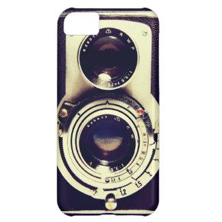 Cámara del vintage funda para iPhone 5C