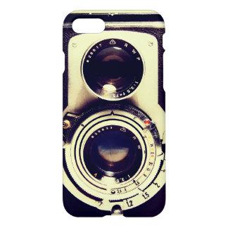 Cámara del vintage funda para iPhone 7