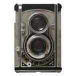 Cámara del vintage iPad mini cobertura