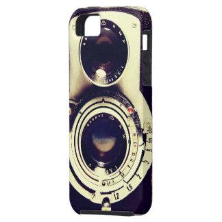 Cámara del vintage iPhone 5 carcasa