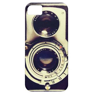 Cámara del vintage iPhone 5 Case-Mate protectores