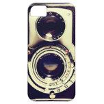 Cámara del vintage iPhone 5 cobertura