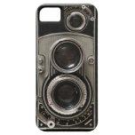 Cámara del vintage iPhone 5 funda