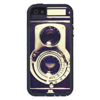 Cámara del vintage iPhone 5 fundas