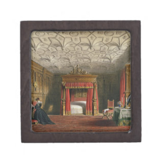 Cámara embutida Sizergh Westmoreland 1849 w c Caja De Recuerdo De Calidad