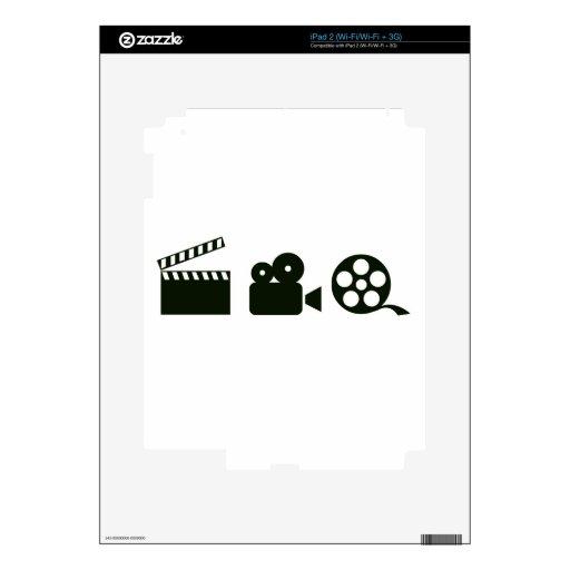 cámara film.jpg de la acción iPad 2 calcomanías
