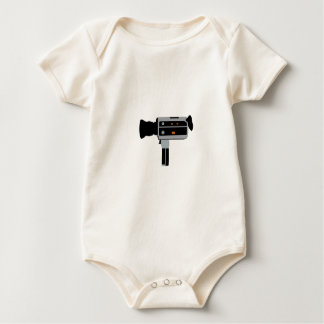 cámara mamelucos de bebé