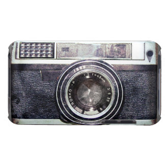 Cámara negra vieja Case-Mate iPod touch cobertura