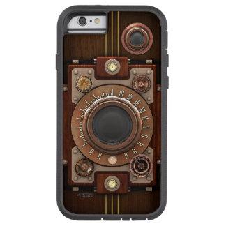 Cámara No.1B de Steampunk del vintage Funda De iPhone 6 Tough Xtreme