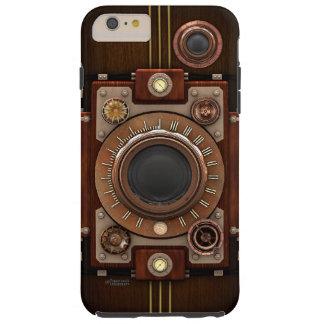 Cámara No.1B de Steampunk del vintage Funda Resistente iPhone 6 Plus