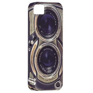 cámara pasada de moda iPhone 5 Case-Mate protectores