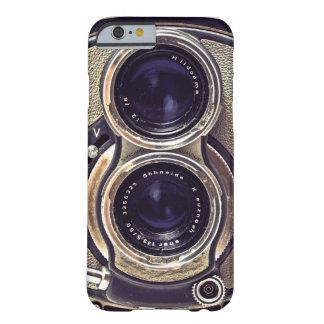 Cámara pasada de moda funda para iPhone 6 barely there