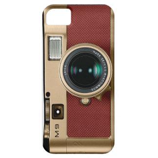 Cámara retra del caso de Iphone 5s iPhone 5 Cárcasa