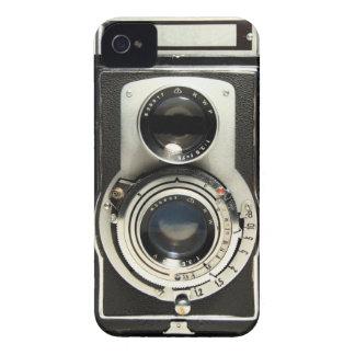 Cámara Rolleiflex del vintage iPhone 4 Carcasa