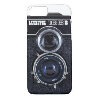 Cámara rusa del vintage de Lubitel - I6 Funda iPhone 7