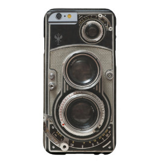 Cámara: Z-002 Funda De iPhone 6 Barely There