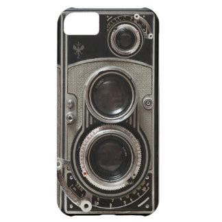 Cámara: Z-002 Funda Para iPhone 5C