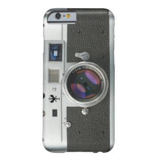 Cámara: Z-004 Funda De iPhone 6 Barely There