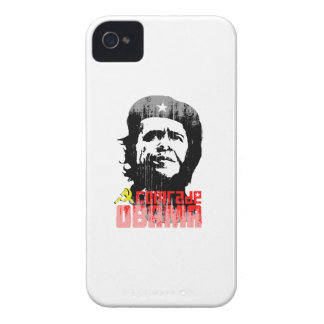 CAMARADA OBAMA Case-Mate iPhone 4 CÁRCASAS