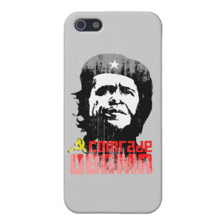 CAMARADA OBAMA iPhone 5 CÁRCASAS