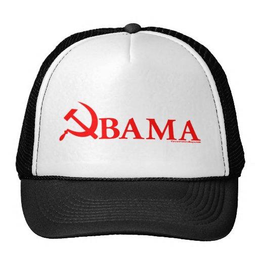 Camarada Obama Gorras De Camionero